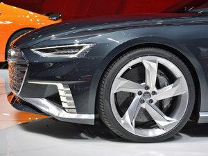 2015款Avant概念车 细节外观