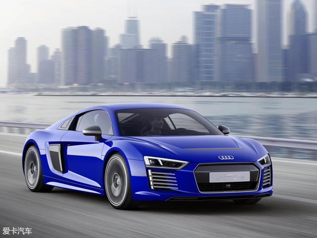 Audi Sport2015款奥迪R8