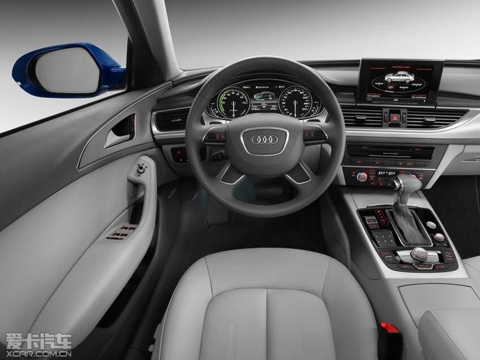 2015款奥迪A6混合动力高清图片