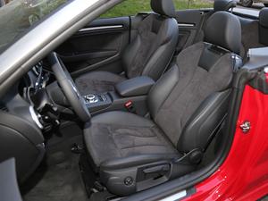 2017款Cabriolet 前排座椅