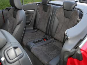2017款Cabriolet 后排座椅