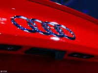 细节外观奥迪S5双门细节外观