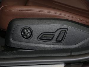 2017款Sportback 40 TFSI 时尚型 座椅调节