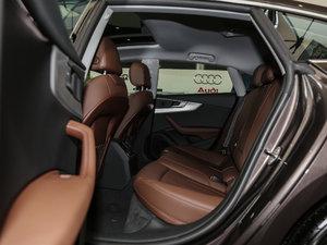 2017款Sportback 40 TFSI 时尚型 后排空间