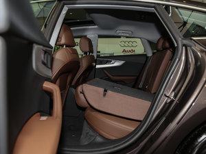 2017款Sportback 40 TFSI 时尚型 后排座椅放倒