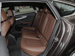 2017款Sportback 40 TFSI 时尚型 后排座椅