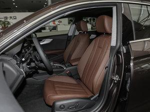 2017款Sportback 40 TFSI 时尚型 前排座椅