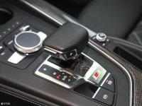 中控区奥迪S5掀背变速挡杆