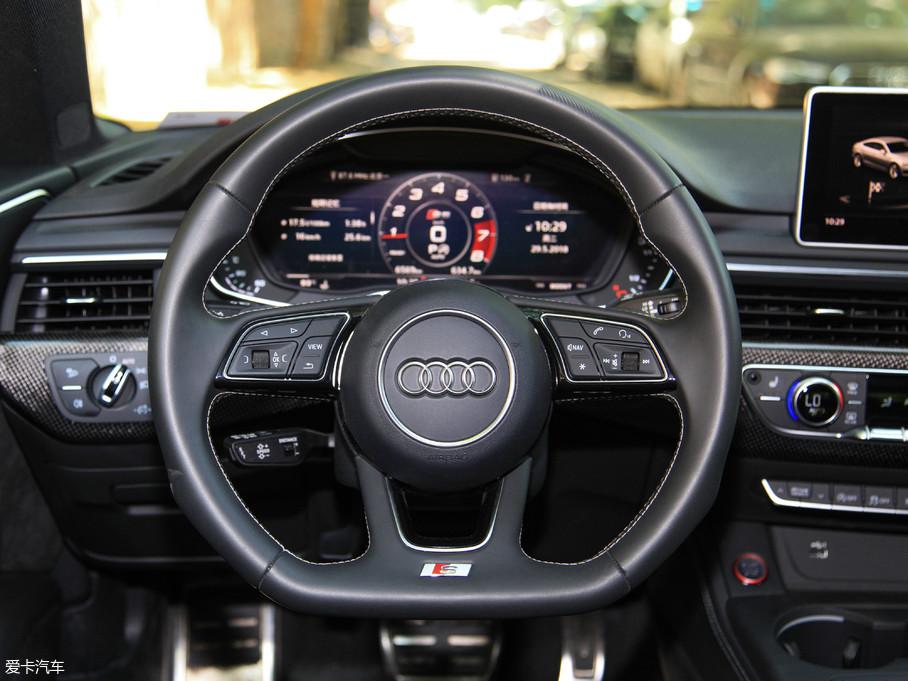 2017款奥迪S5掀背3.0T Sportback