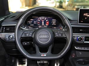 2017款3.0T Sportback 方向盘