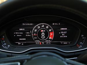 2017款3.0T Sportback 仪表