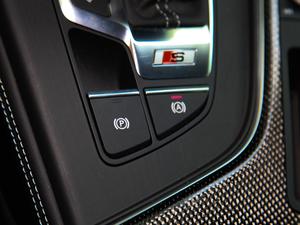 2017款3.0T Sportback 驻车制动器