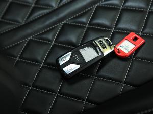 2017款3.0T Sportback 钥匙