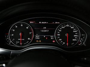 2017款quattro 仪表