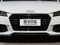 细节外观奥迪TT双门中网