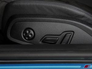 2017款45 TFSI 座椅调节