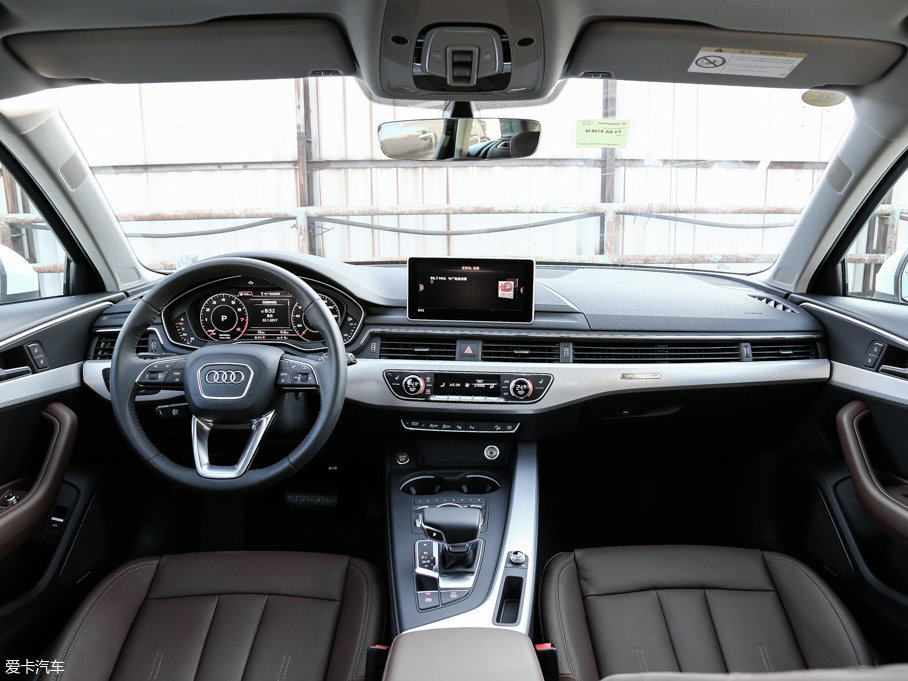 奥迪(进口)2017款奥迪A4 allroad