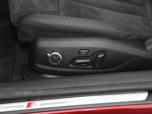 2017款Cabriolet 40 TFSI 时尚型 座椅调节