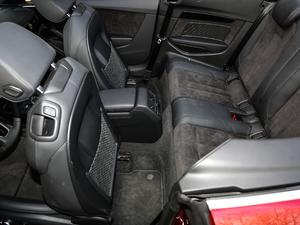 2017款Cabriolet 40 TFSI 时尚型 后排空间