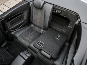 2017款Cabriolet 40 TFSI 时尚型 后排座椅放倒