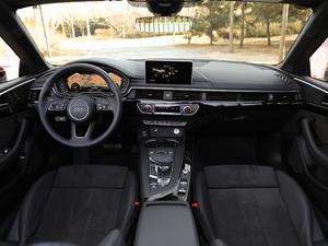 2017款Cabriolet 40 TFSI 时尚型 全景内饰