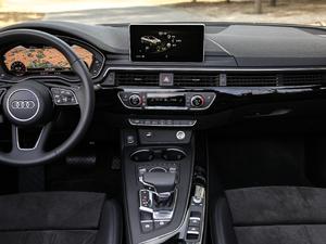 2017款Cabriolet 40 TFSI 时尚型 中控台