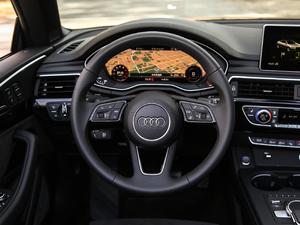2017款Cabriolet 40 TFSI 时尚型 方向盘