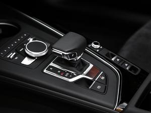 2017款Cabriolet 40 TFSI 时尚型 变速挡杆