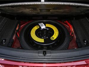 2017款Cabriolet 40 TFSI 时尚型 备胎