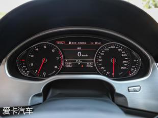 奥迪(进口)2017款奥迪A8L
