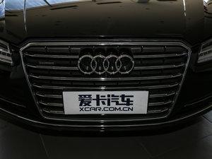 2017款50 TFSI quattro 豪华型 中网