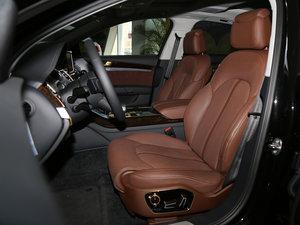 2017款50 TFSI quattro 豪华型 前排座椅