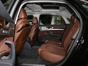 2017款50 TFSI quattro 豪华型 后排空间