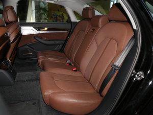 2017款50 TFSI quattro 豪华型 后排座椅