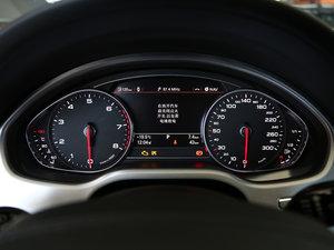 2017款50 TFSI quattro 豪华型 仪表