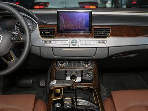 2017款50 TFSI quattro 豪华型 中控台