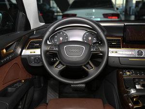 2017款50 TFSI quattro 豪华型 方向盘