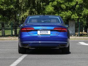 2017款50 TFSI quattro 尊贵型 纯后