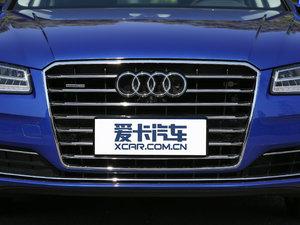 2017款50 TFSI quattro 尊贵型 中网