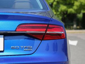 2017款50 TFSI quattro 尊贵型 尾灯