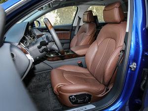 2017款50 TFSI quattro 尊贵型 前排座椅