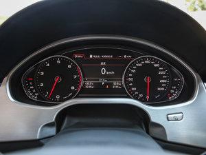 2017款50 TFSI quattro 尊贵型 仪表