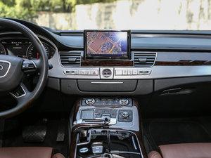 2017款50 TFSI quattro 尊贵型 中控台