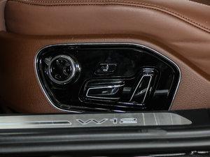 2017款6.3L W12 quattro 旗舰型 座椅调节