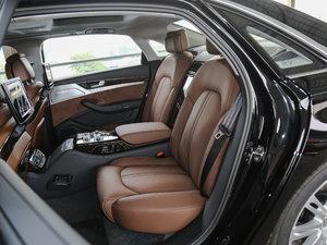 2017款6.3L W12 quattro 旗舰型 后排座椅