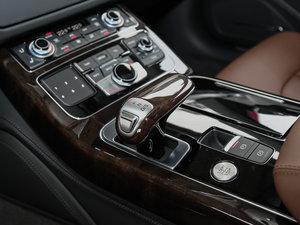 2017款6.3L W12 quattro 旗舰型 变速挡杆