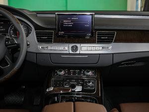 2017款6.3L W12 quattro 旗舰型 中控台
