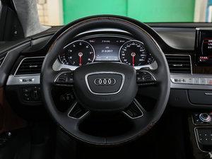 2017款6.3L W12 quattro 旗舰型 方向盘