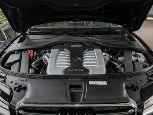 2017款6.3L W12 quattro 旗舰型 发动机