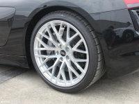 细节外观奥迪R8轮胎